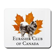 Eurasier Club of Canada (ECC) Mousepad
