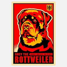 ROTTWEILER! Large Propaganda -$5 off...