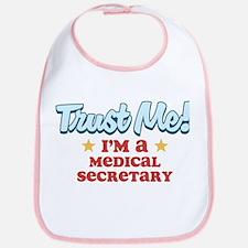 Trust Me Medical secretary Bib
