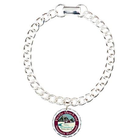 Pacific Beach & Summit Railro Charm Bracelet,