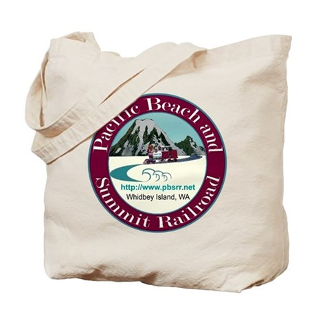 Pacific Beach & Summit Railro Tote Bag