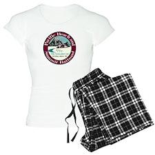Pacific Beach & Summit Railro Pajamas
