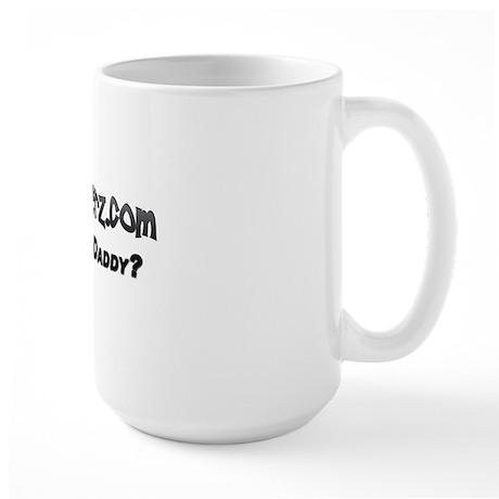 Backsliderz Large Mug