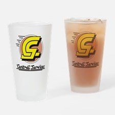 Central Services Drinking Glass