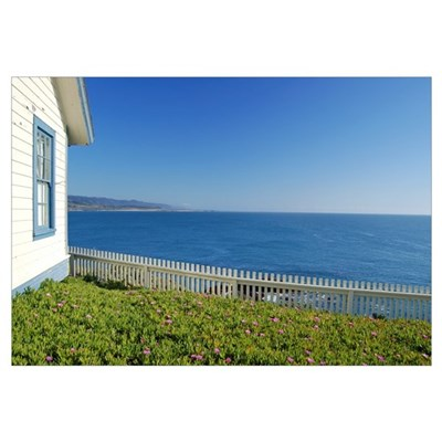 Coastal Views Framed Print