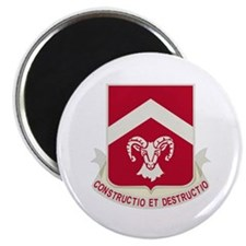 DUI-40th Engineer Battalion Magnet