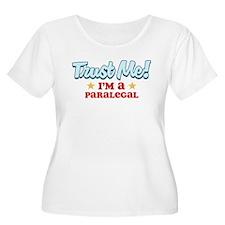 Trust Me Paralegal T-Shirt