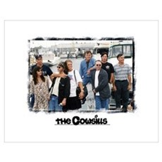 The Cowsills Poster