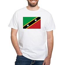 St. Kitts and Nevis Flag Shirt