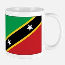 St. Kitts and Nevis Flag Mug