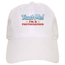 Trust Me Photographer Baseball Cap