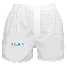 St. Maarten - Boxer Shorts