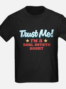 Trust Me Real Estate agent T