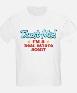 Trust Me Real Estate agent T-Shirt