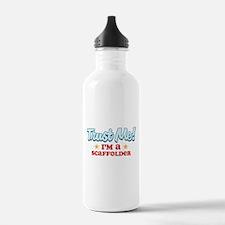 Trust Me Scaffolder Water Bottle