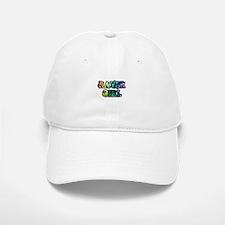 Raver Girl Baseball Baseball Cap