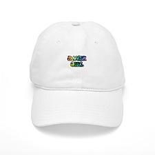 Raver Girl Baseball Cap