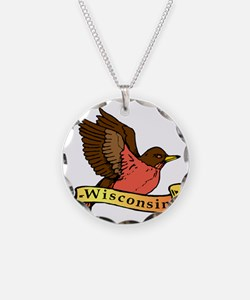 Robin - Wisconsin Necklace