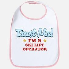 Trust Me Ski lift operator Bib