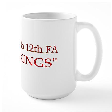 2nd Bn 12th FA Large Mug