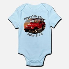 Jeep Wrangler Infant Bodysuit