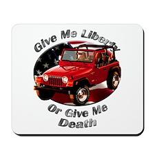 Jeep Wrangler Mousepad