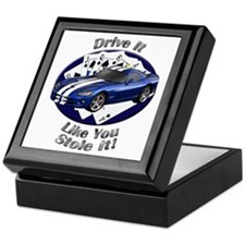 Dodge Viper Keepsake Box