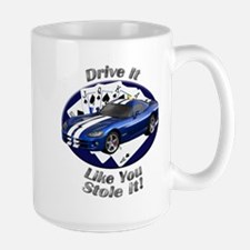 Dodge Viper Large Mug