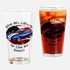 Dodge Viper Drinking Glass