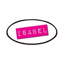 Isabel Punchtape Patches