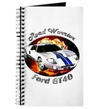 Ford GT40 Journal
