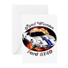 Ford GT40 Greeting Cards (Pk of 10)