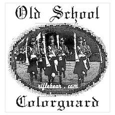 Old School Summer Poster