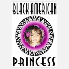BLACK AMERICAN PRINCESS