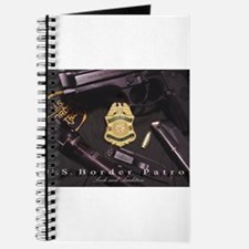Border Patrol Print Journal