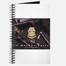 Border Patrol Print Journal