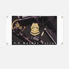 Border Patrol Print Banner