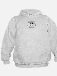 Daddy's Cycling Buddy Hoodie