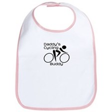 Daddy's Cycling Buddy Bib