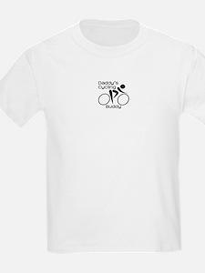 Daddy's Cycling Buddy T-Shirt