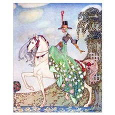 Kay Nielsen Princess Poster
