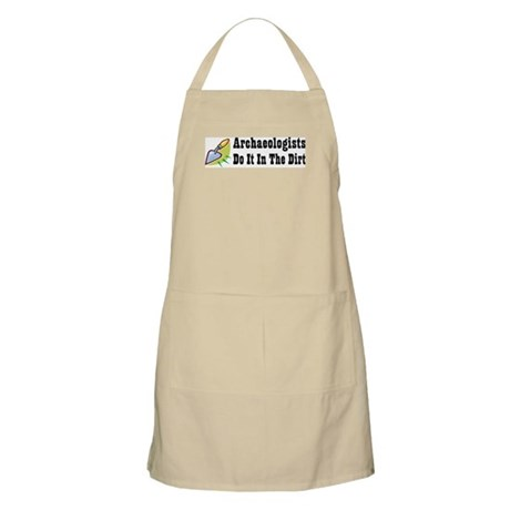 Archaeologists BBQ Apron