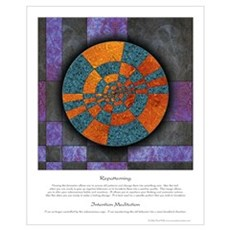 - Repatterning Framed Print