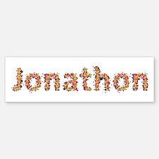 Jonathon Fiesta Bumper Bumper Bumper Sticker