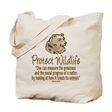Protect Bears Tote Bag