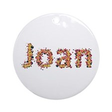 Joan Fiesta Round Ornament