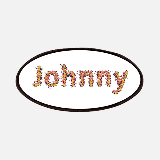 Johnny Fiesta Patch