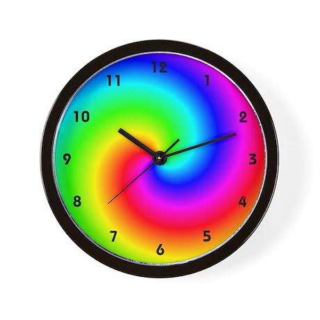 Cool Clocks Wall Clock by cosmeticplastic #2: cool clocks wall clock height=460&width=460&qv=90