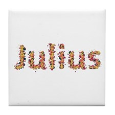 Julius Fiesta Tile Coaster