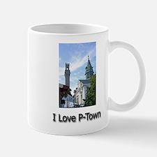 I Love P-Town Mug
